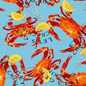 Let's Get Crackin' Crabs