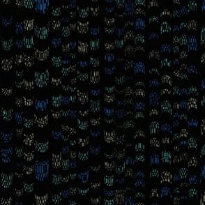 Organic Lantern Blue