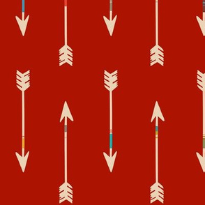 Holiday Hipster Arrows