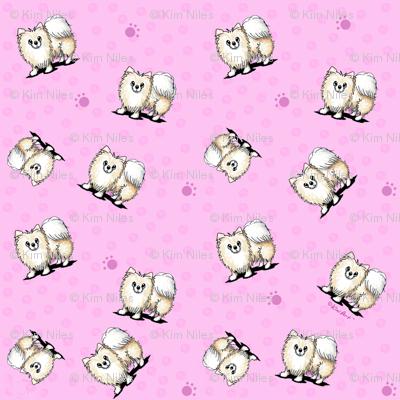 TINY Mini Pom Girls