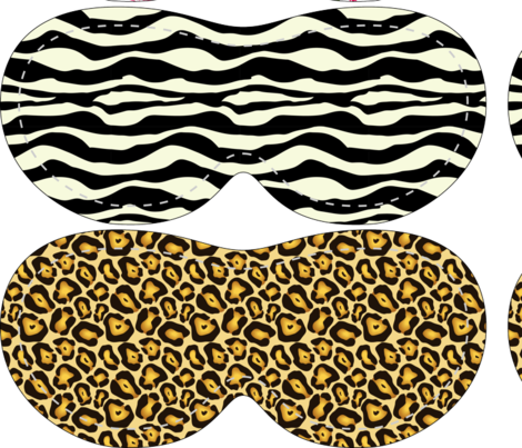 Eye_mask_patterns fabric by jasmilly on Spoonflower - custom fabric