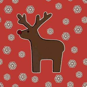 Reindeer red!