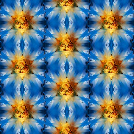 David's Star with Angle  fabric by tiffanyhoward on Spoonflower - custom fabric
