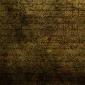 ancient calligraphies