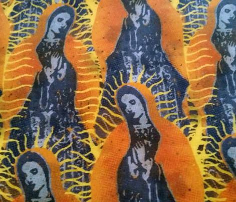 Virgin Mary mustard