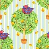 Rpartridge_pear_tree_2_on_stripes_blue_shop_thumb