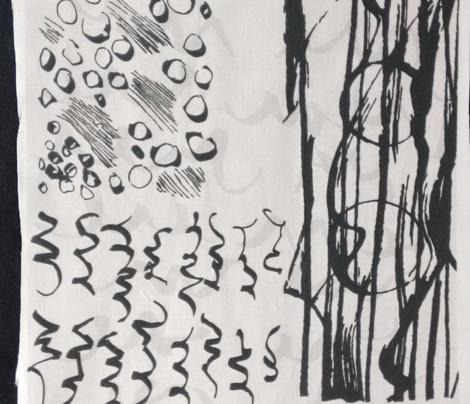 Calligraphy doodles