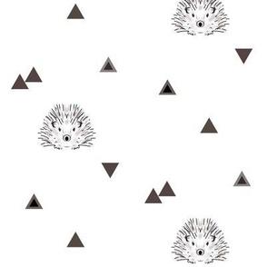 hedgehog triangles