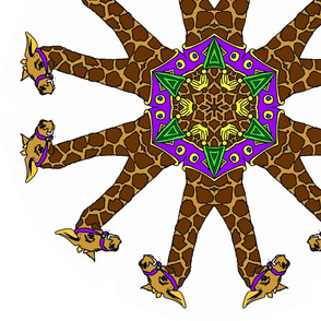 Giraffe_clock_kali_12_inches