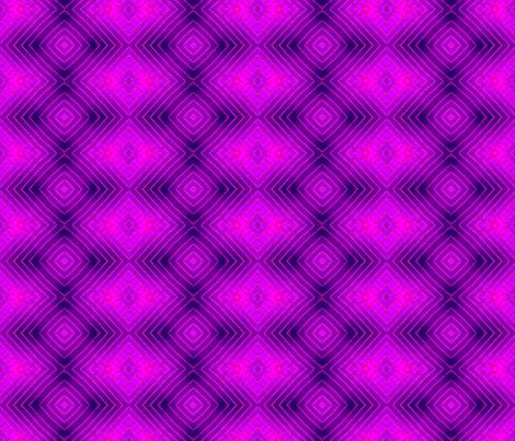 Geometric purple small fabric by koalalady on Spoonflower - custom fabric