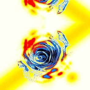 Yellow Light Rose