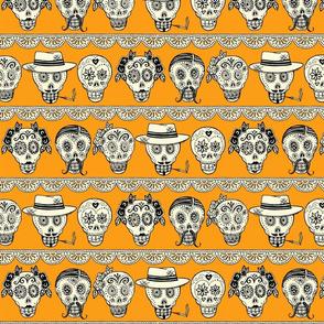La Galeria de los Muertos (medium scale)