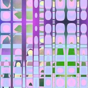 Abstract Qbist Blocks