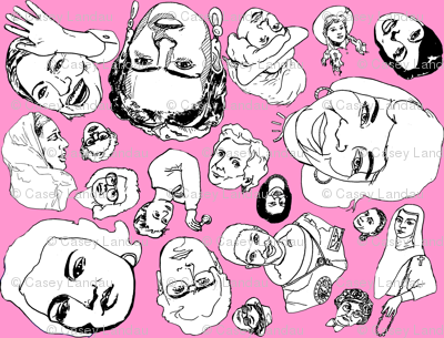 Women's History: Pink