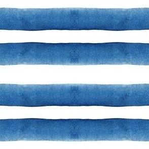 cestlaviv_rainbow stripe ocean (blue)
