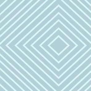 Squares - Light Blue
