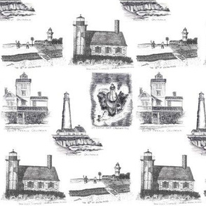 Little Lighthouses