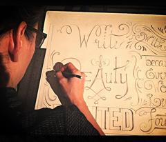 Julie's Calligraphy - Pen
