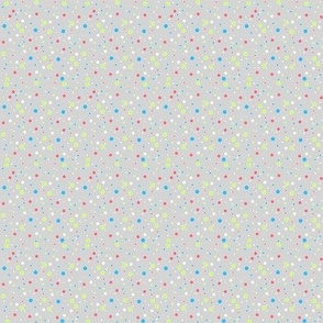 Micro Pastel Bubbles