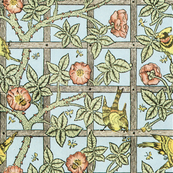 William Morris ~ Trellis