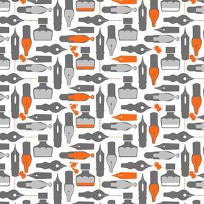 Careful no drips! white and orange_smaller