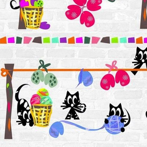 gatitos revoltosos