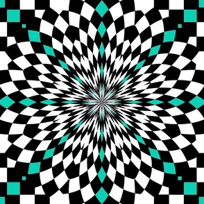 BW_diamonds_starburst_w_aqua