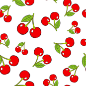 Sketchy Cherries