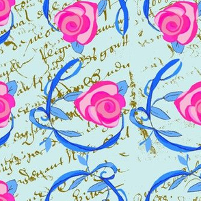 roses___vines_w_frebch_script_on_tiffant_blue