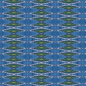 Geometric Batik