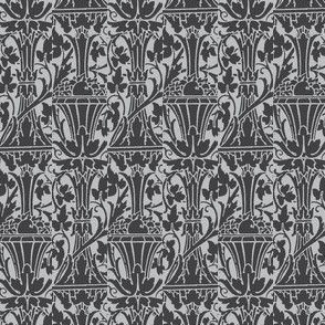 Hubbard Vases Grey