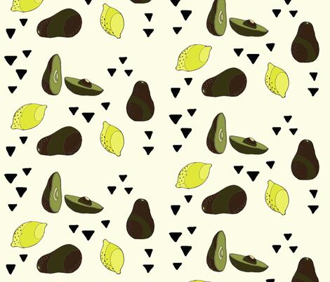 guacamole style fabric by funkel on Spoonflower - custom fabric