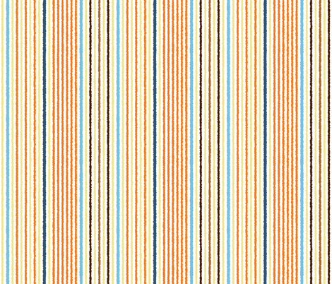 crinkley cronkley lines fabric by shiny on Spoonflower - custom fabric