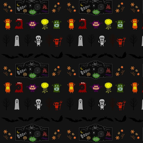 Halloween Spooks-ed