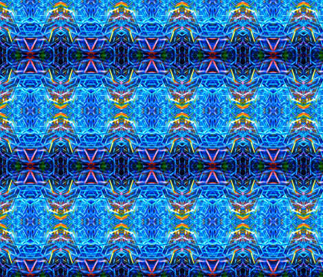 Graffiti Print Ohmz 2015  fabric by hrhsf-designs on Spoonflower - custom fabric