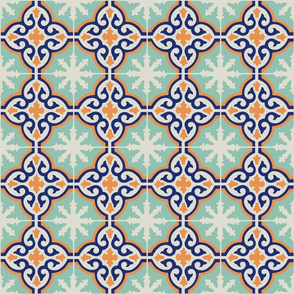 MARRUECOS- cement tile