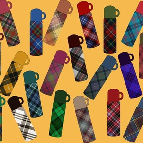 Tartan_Thermoses_at_random