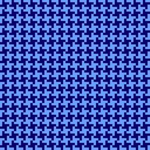 Pepita blue