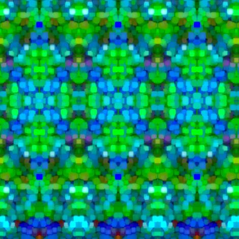 Hyacinth Mosaic fabric by gothamwood on Spoonflower - custom fabric