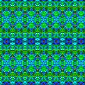 Hyacinth Mosaic