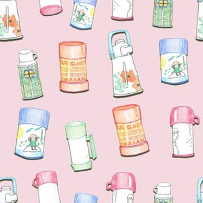 Thermos Pink