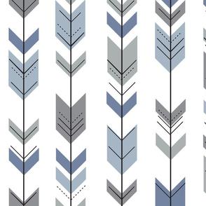 Fletching Arrows // Wild Lake - 4 color