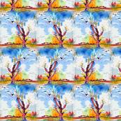 Autumn Bird Migration