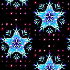 Pentangle Snowflake