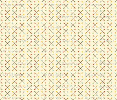 Arrows 2 on Cream
