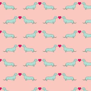 Pink Dach Love