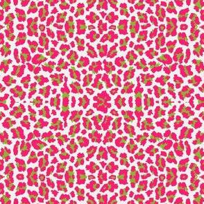 Sweet Leopard SUGAR sack Paris Bebe Candy Apple pink/green