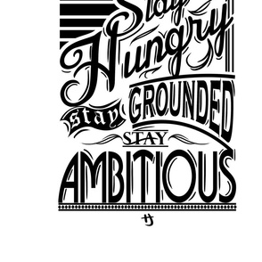 Stay Ambitious
