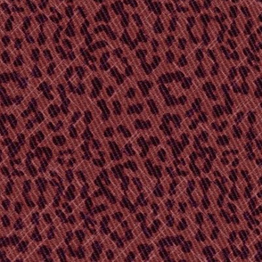 Snow Leopard scuffed red