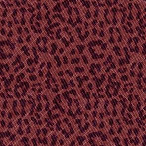 Snow Leopard scuffed red